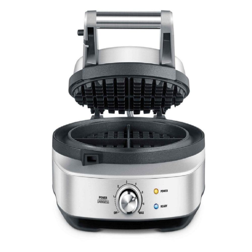 Breville Sage The No Mess Waffle Maker- BWM520BSS