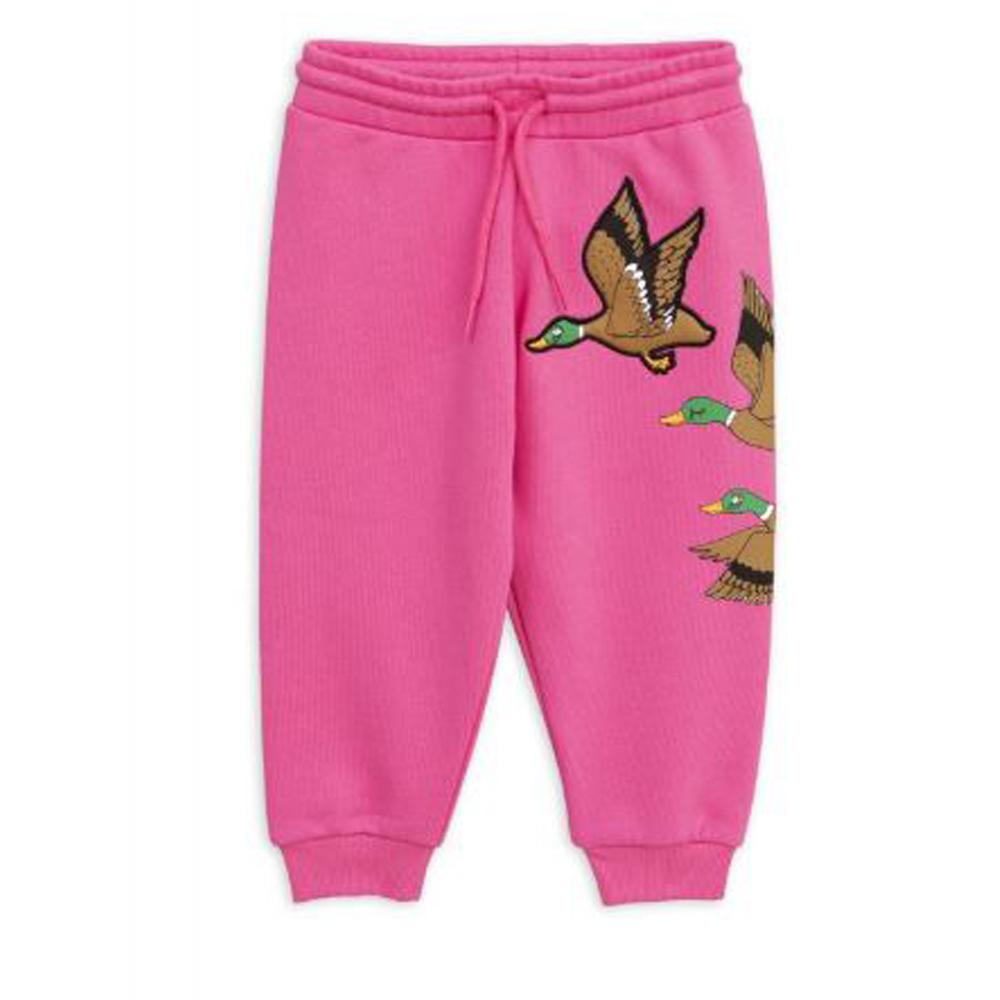 Duck sweatpants - pink