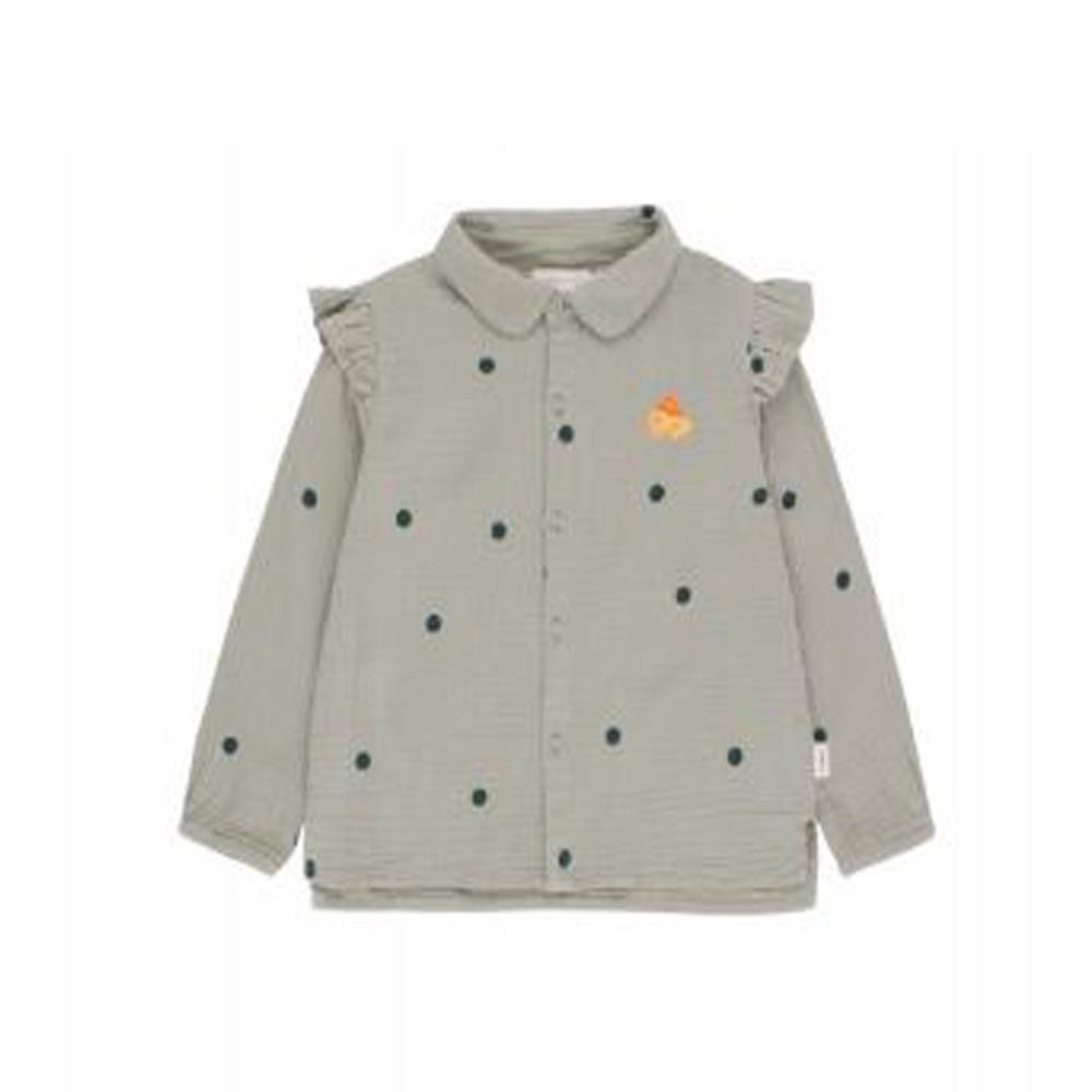 Dots Luckyphant SHIRT grey/true navy