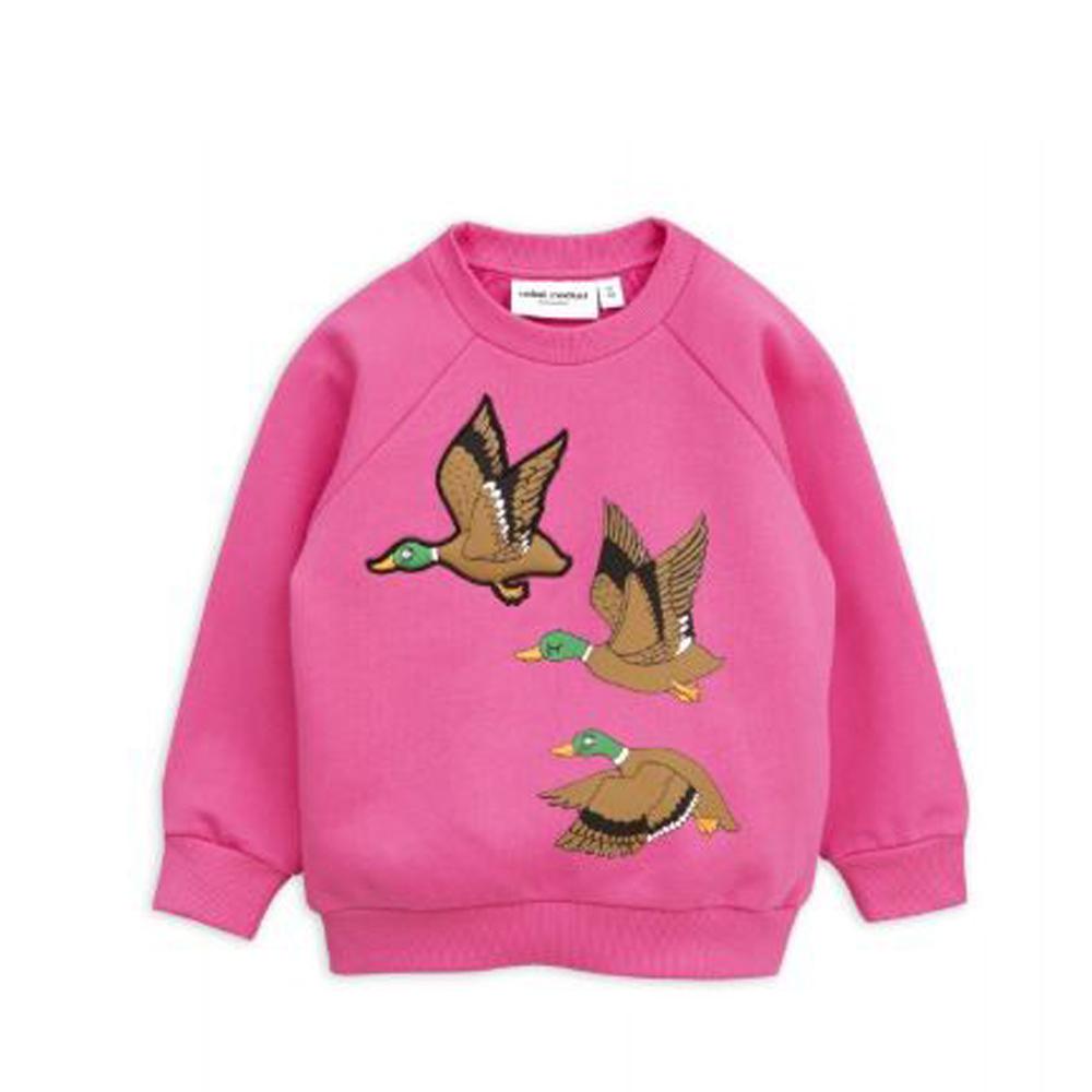 Duck sweatshirt pink