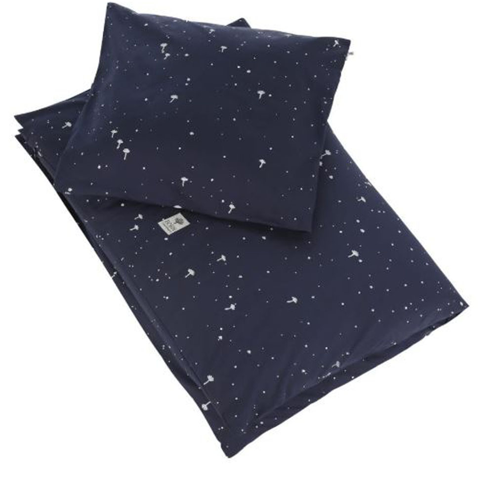 Organic Cotton Junior Bedding Sky Night