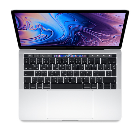 Apple MacBook Pro 13-inch 128 GB Silver