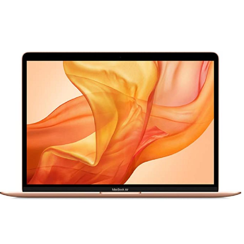 Apple Macbook Air 2020 Model, (13-Inch, Intel Core i3, 1.1Ghz, 8GB, 256GB, MWTL2) Gold
