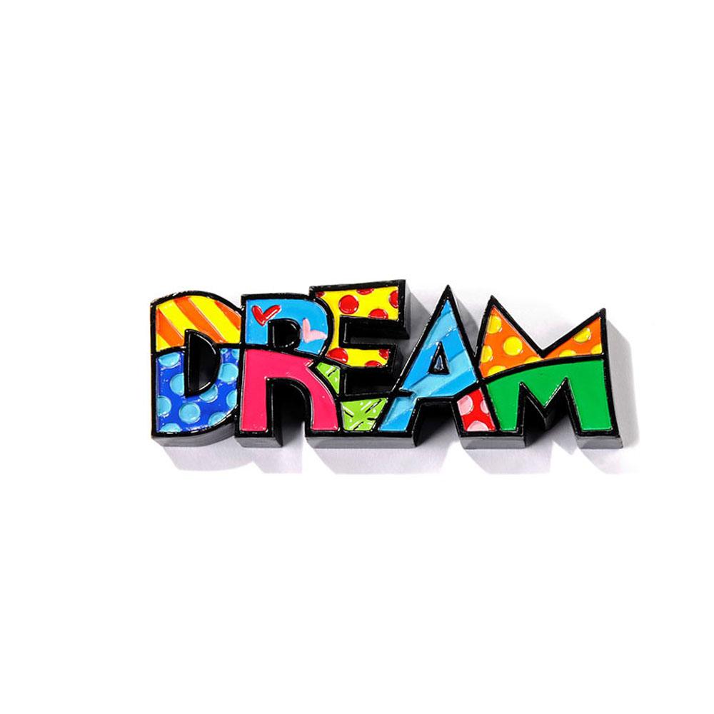 Romero Britto Mini Word Dream