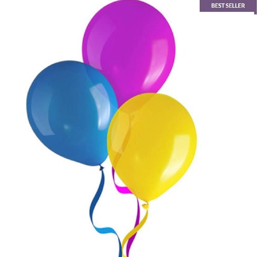 Mixed Balloon Bunch
