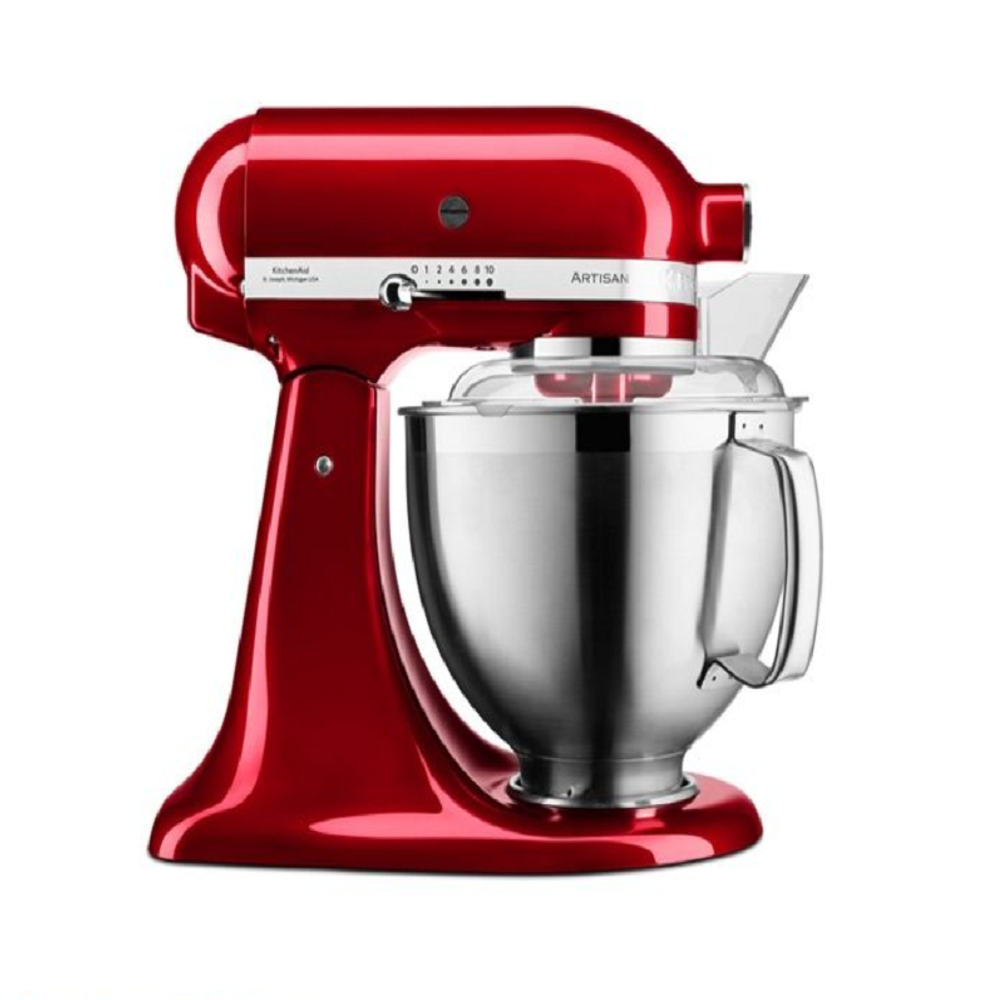 Kitchen Aid Candy Apple Artisan Stand Mixer