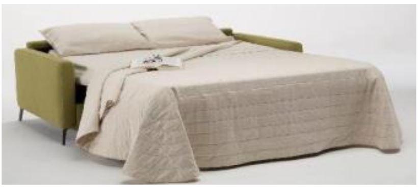 Maxime Sofa Bed  (100/212 X 205)