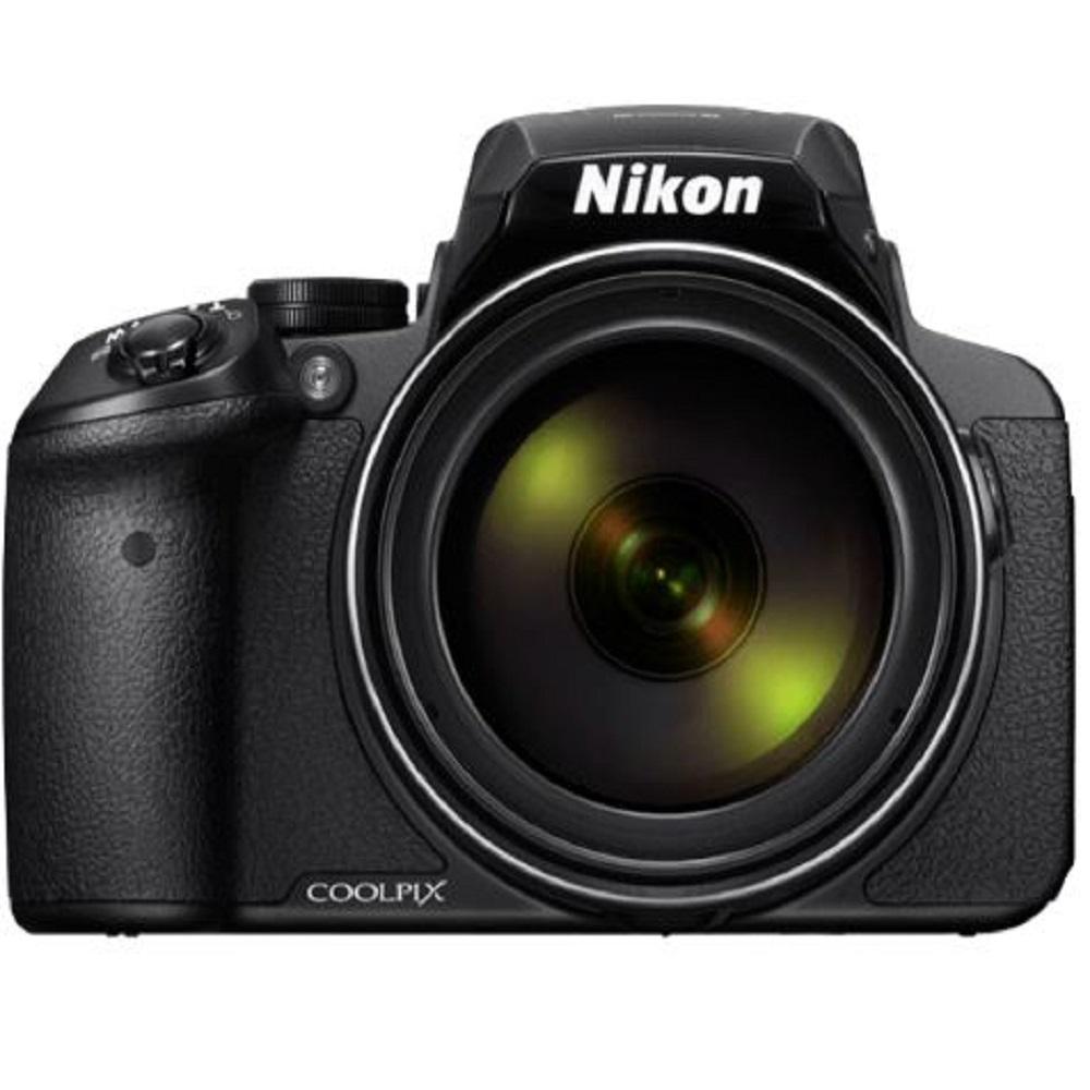 Nikon COOLPIX P900, 16MP, 24-2000mm – Black