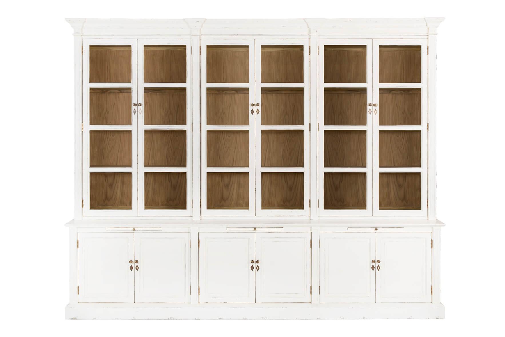 Oscar 2 part cabinet - 304*55*238cms