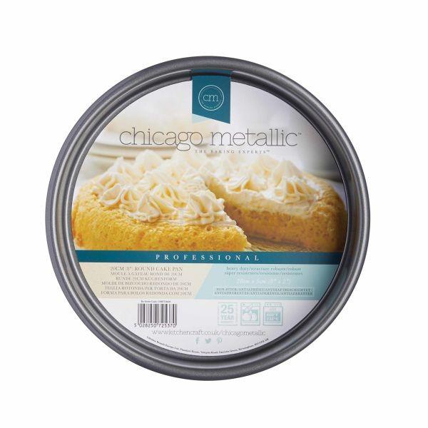 Non-Stick Round Cake Pan, 8