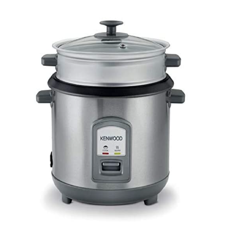 Kenwood Rice Cooker with Steamer RCM71.000SS