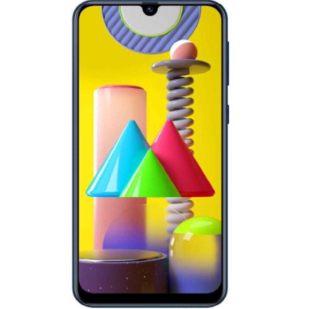 Samsung Galaxy M31 Dual Sim, 128GB, 4G LTE - Blue