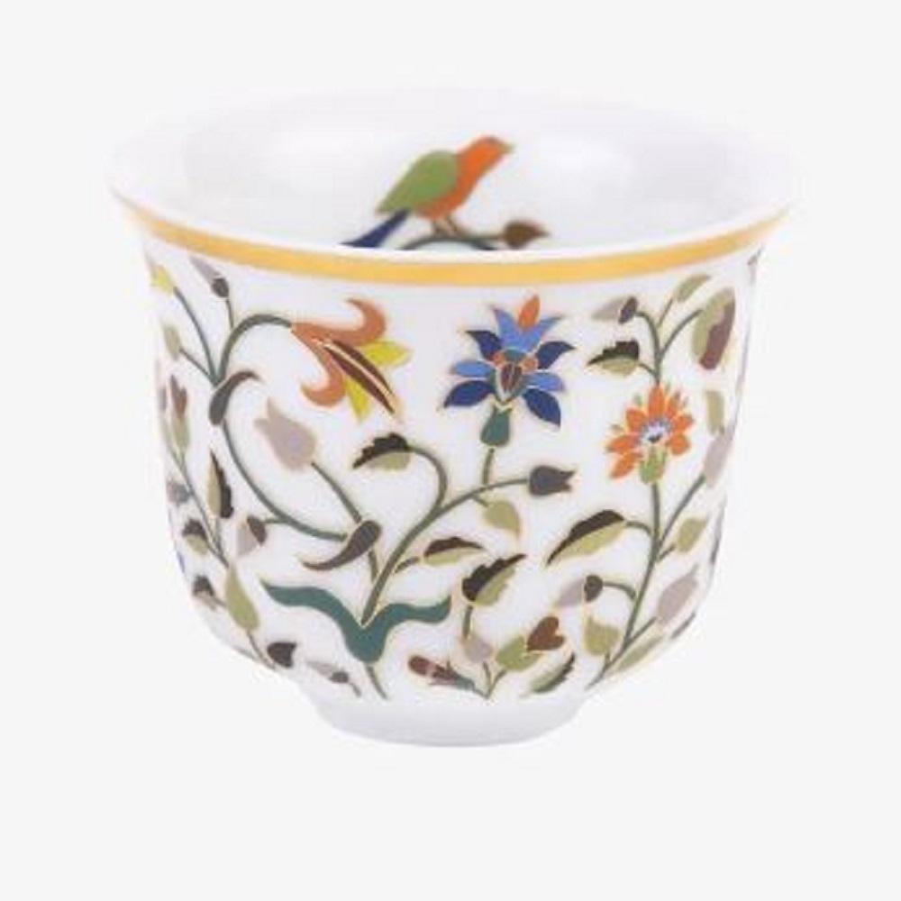 Silsal Majestic Arabic Coffee cup