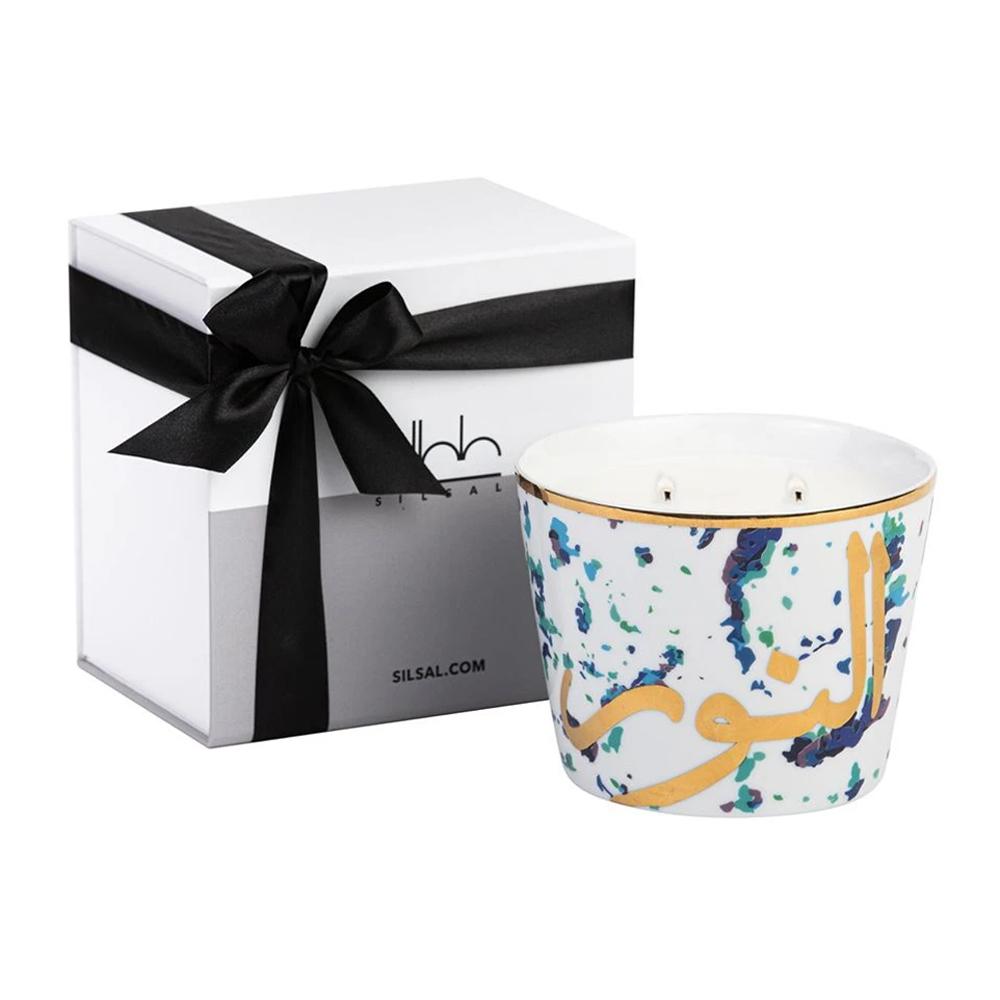 Silsal Fairuz Mirage Candle (500g)