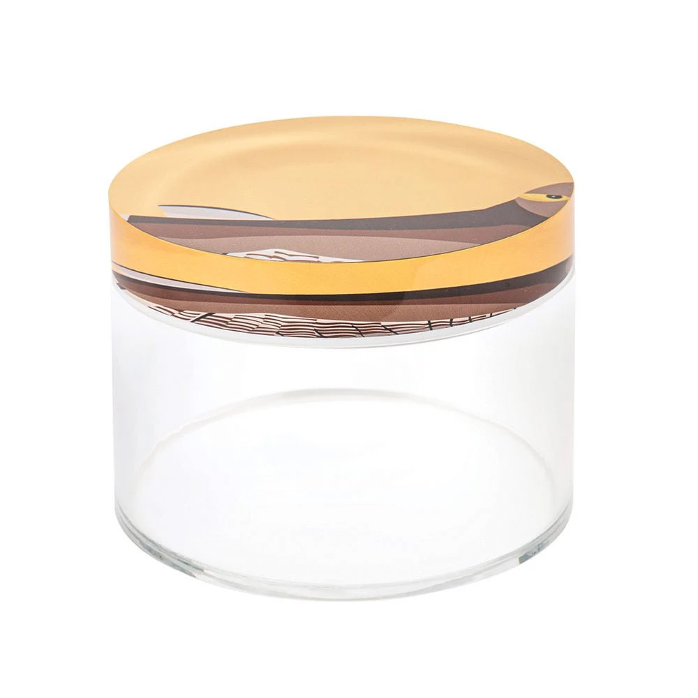 Silsal Flat Sarb Container (M)
