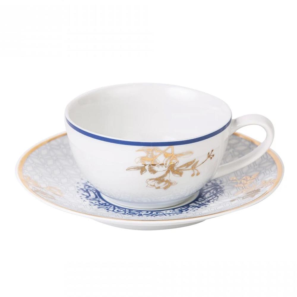 Silsal Kunooz Porcelain Tea Cup