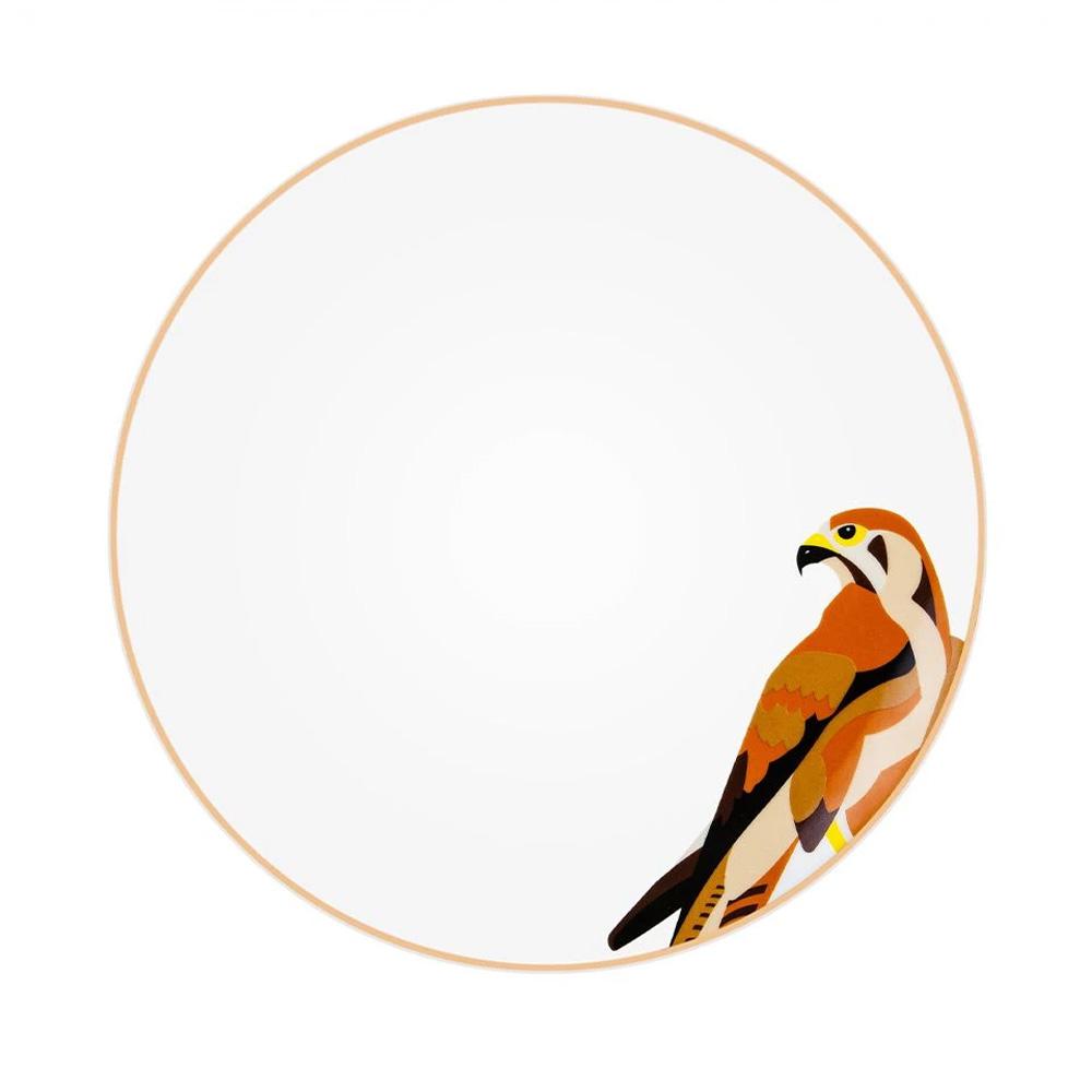 Silsal Sarb Dinner Plate - Falcon