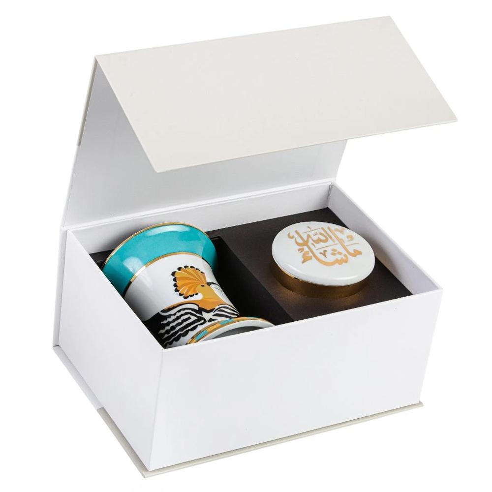 Silsal Sarb Mabkhara & Trinket Box