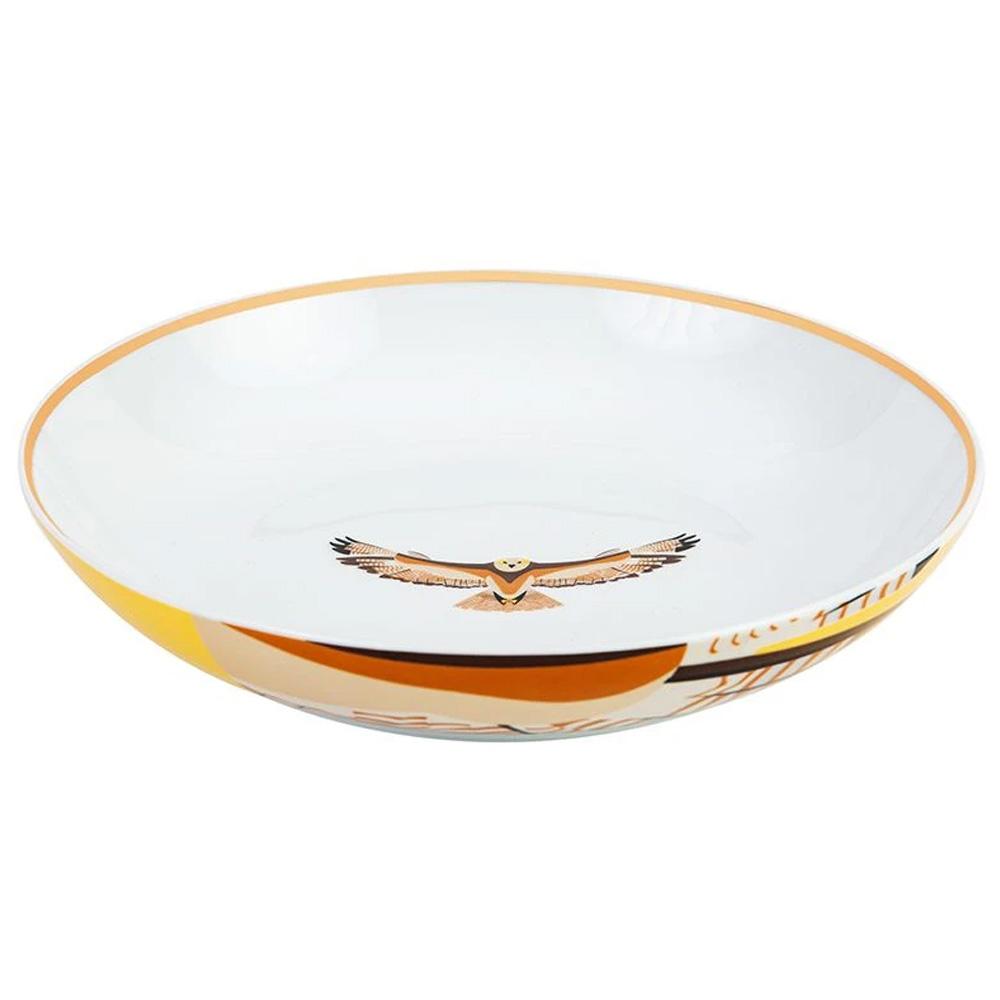 Silsal Sarb Soup Bowl - Falcon