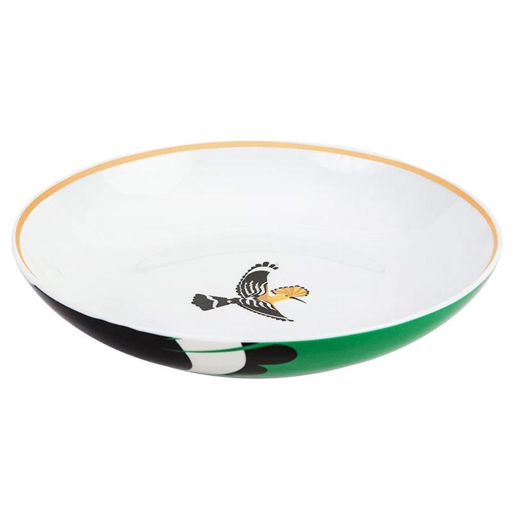 Silsal Sarb Soup Bowl - Hoopoe