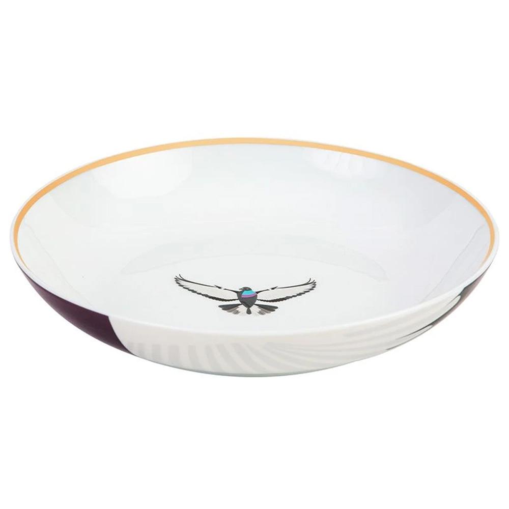 Silsal Sarb Soup Bowl - Rock Pigeon