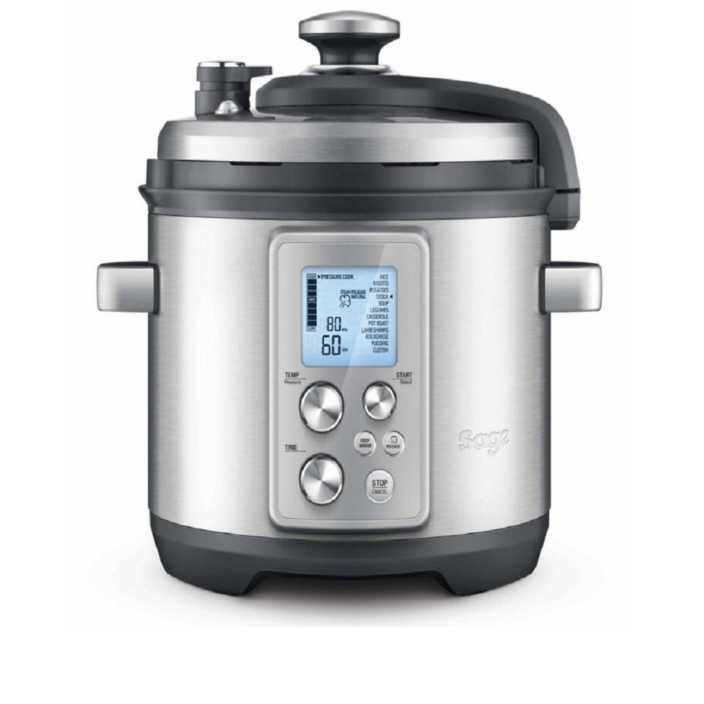 Breville Sage The Fast Slow Pro Cooker- BPR700BSS