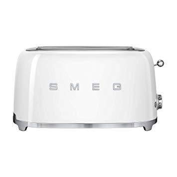 SMEG 2-Slice Toaster Cream Retro