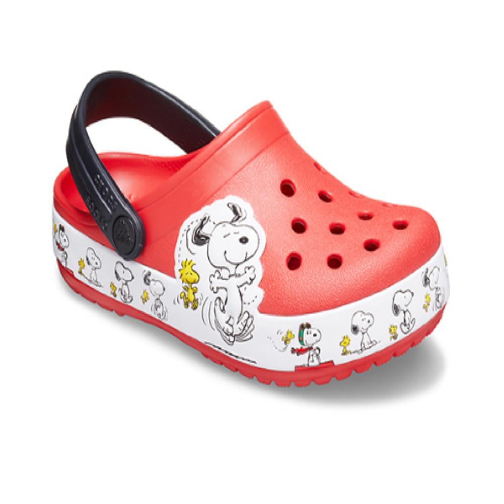 Crocs FL Snoopy Woodstock Cg