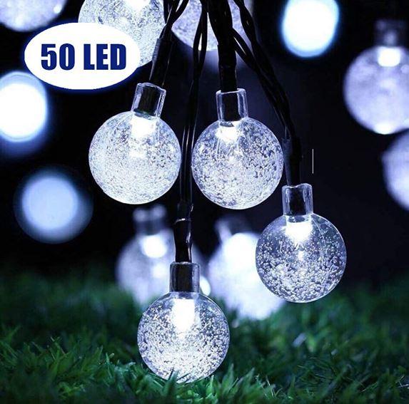 Garden Led Solar Light String