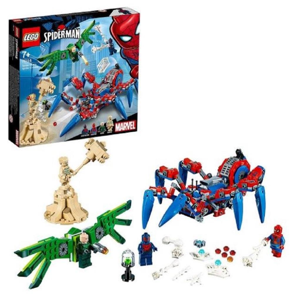 Spider-Man Spider Crawler
