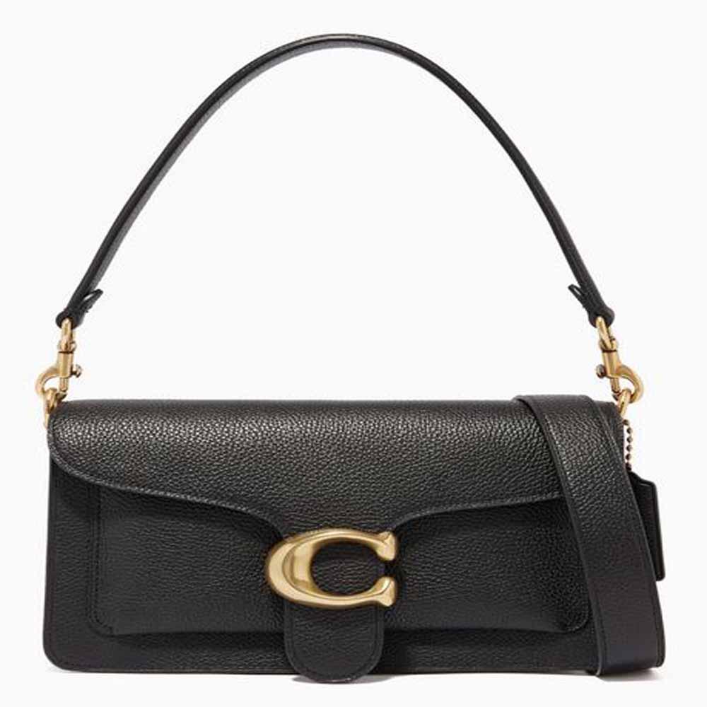 Tabby 26 Pebble Leather Shoulder Bag