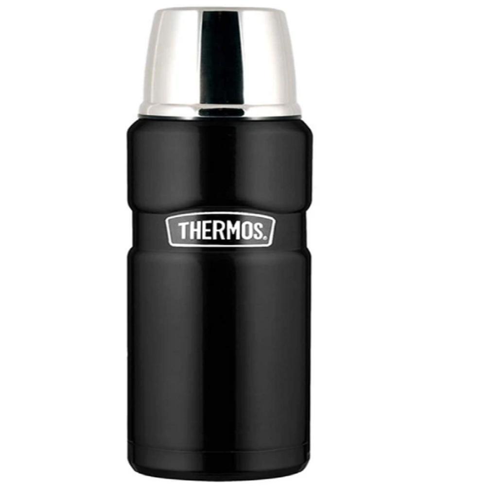 Thermos SK2000 Vacuum Flask - Black -  190894