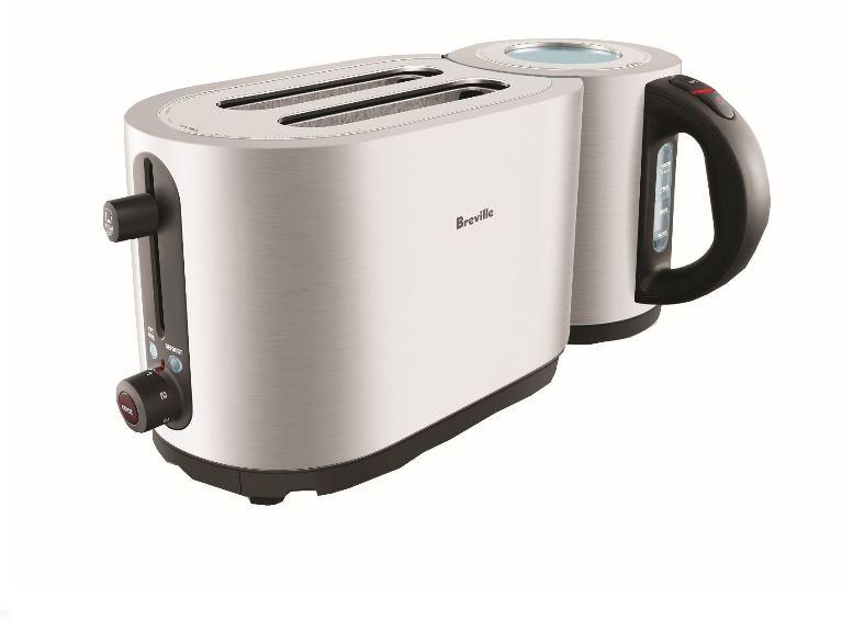 Breville - Ikon Kette & Toaster