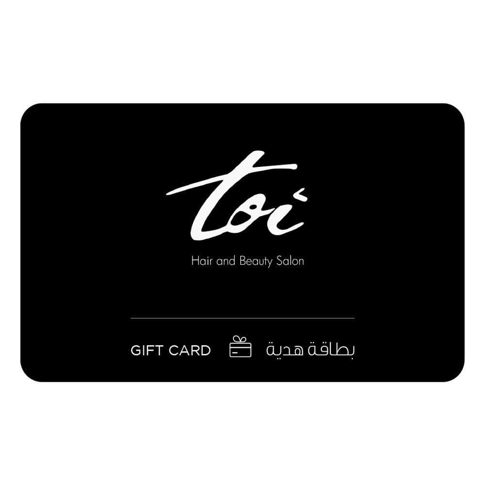Toi E- Gift Card EGP 900