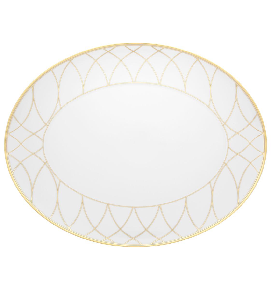 Vista Alegre Terrace Large Oval Platter