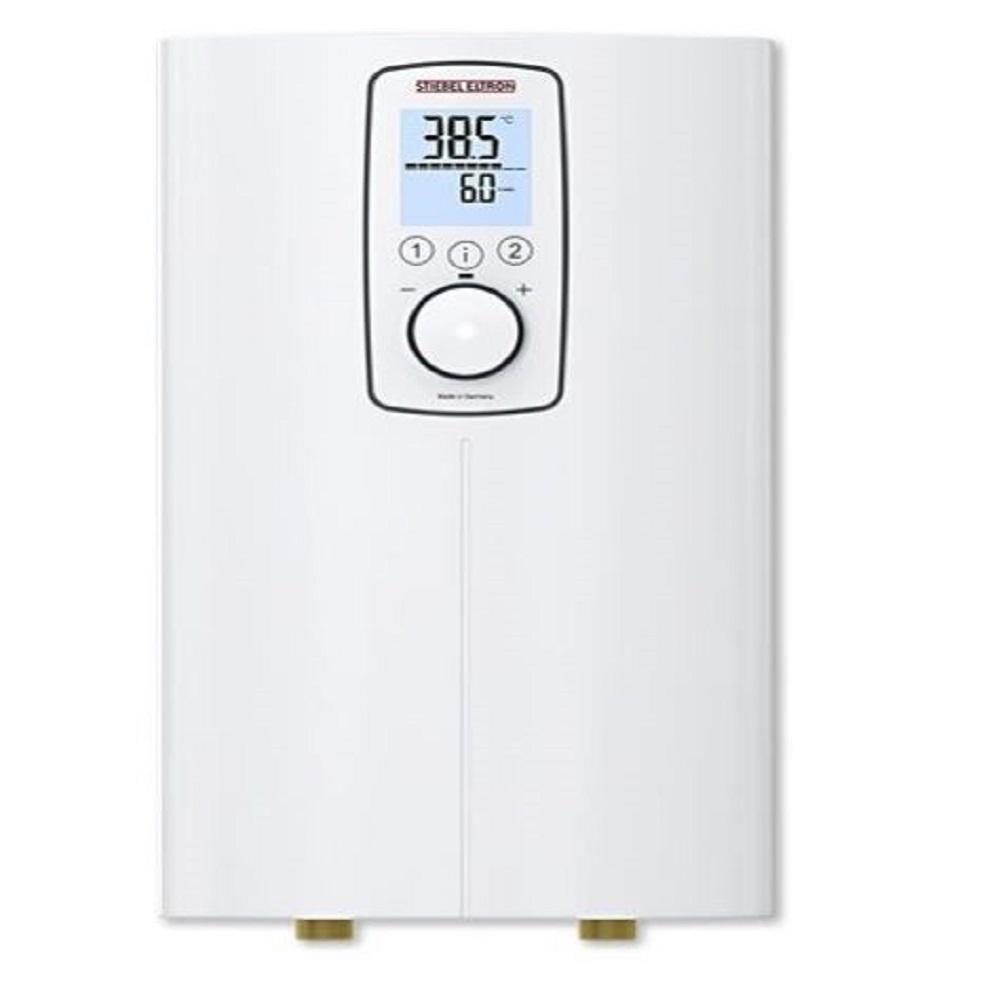 Stiebel Eltron Electric Instant Water Heater, 6 kW, White - DCE-X 6/8 Premium