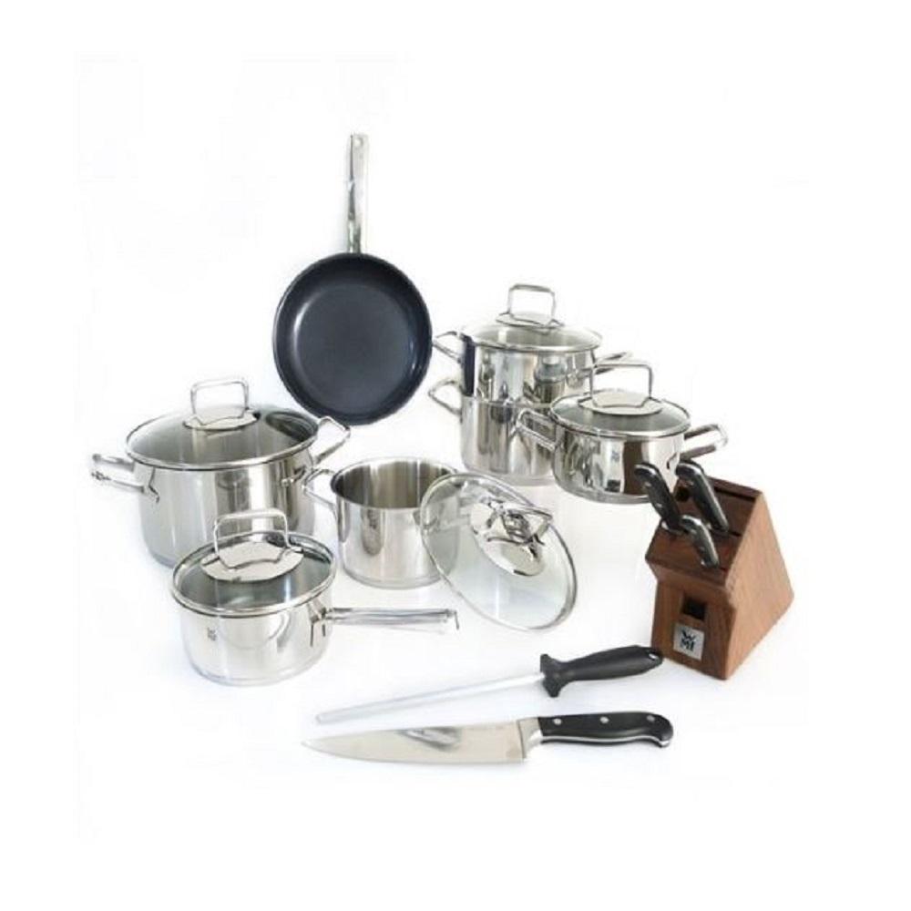 عرض حل الطبخ الشامل من دبليو ام اف