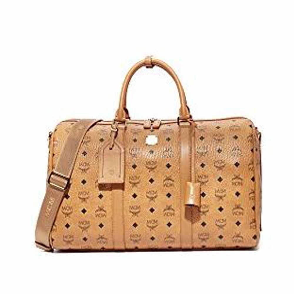 MCM Womens Weekender Bag