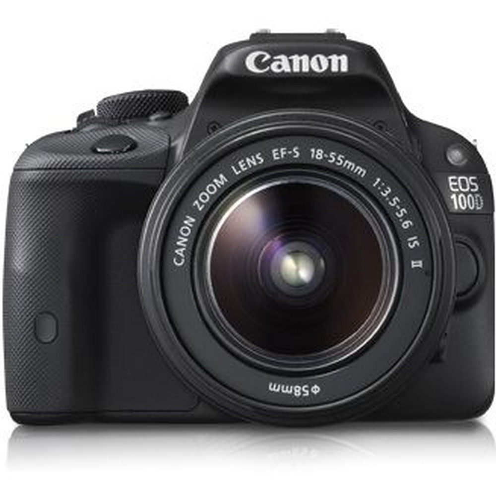 Canon Digital Camera EOS 100D 18-55mm Lens kit