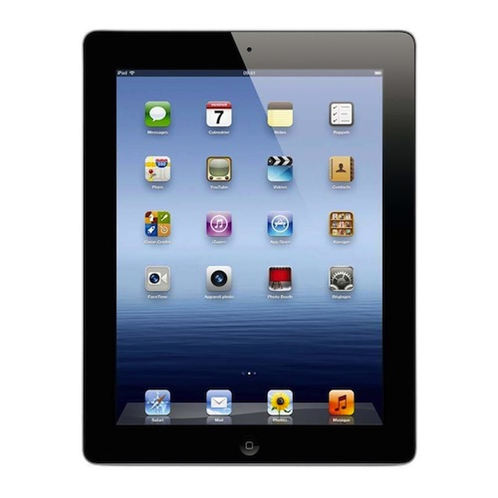 iPad 3 64GB Wifi Black