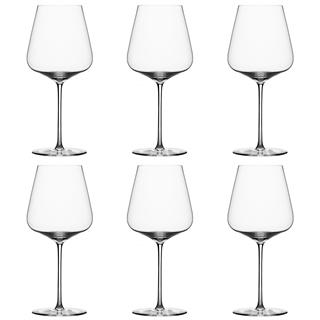 Zalto Denk Art Bordeaux Glassware - Set of 6
